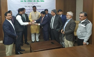 POWERGRID signed MoU with Rewa Ultra Mega Solar Ltd