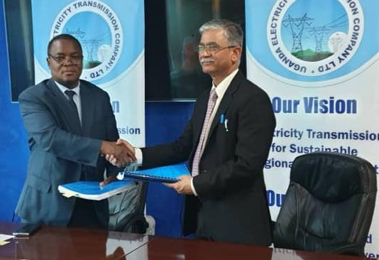 POWERGRID signed MoU with UETCL