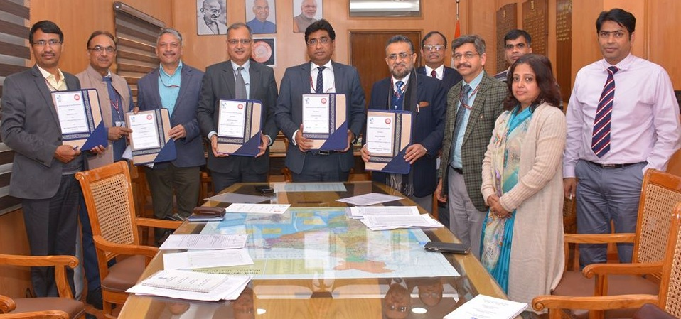 Indian Railways signed MoU with RailTel
