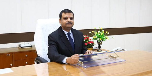 Shri Rajeev Srivastava assumes charge as Director-Finance of ITI Limited