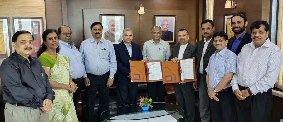RCF signed MoU with Hindustan Urvarak and Rasayan Limited