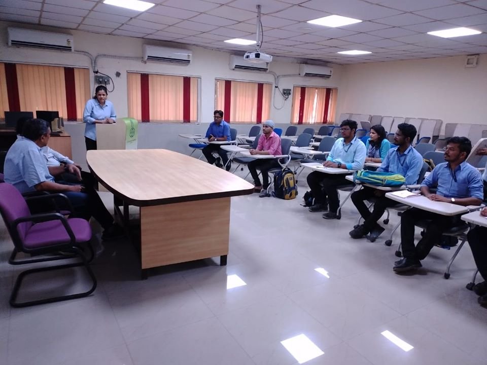RCF has conducted one day training program