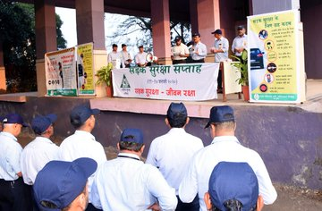 RCF Observed National Road Safety Week 2020