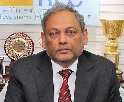 Shri Ajeet Kumar Agarwal gets tenure extension as REC CMD