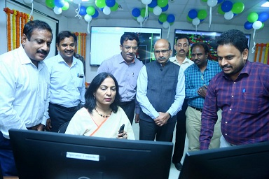 POWERGRID RTAMC Odisha Projects Inaugurated By Smt Seema Gupta