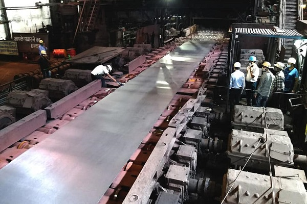 SAIL-Bhilai Steel Plant rolls out yet again for India's Space Research Mission