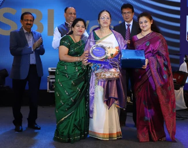 SBI received The World Best Bank Awards 2019