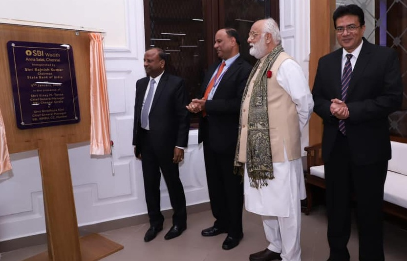 SBI celebrated and inaugurated of the 125th SBI wealth hub