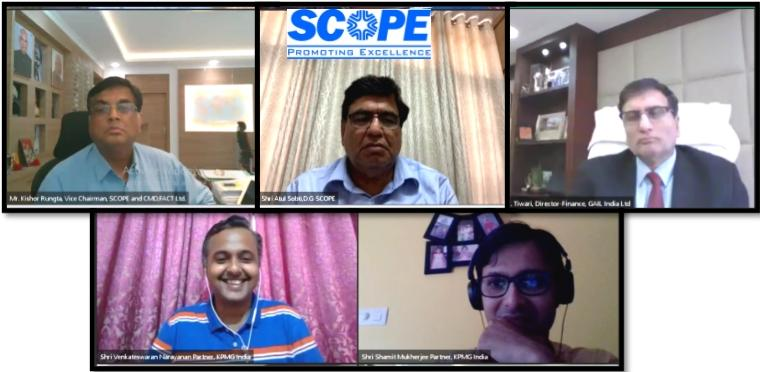 SCOPE Webinar On Finance Planning
