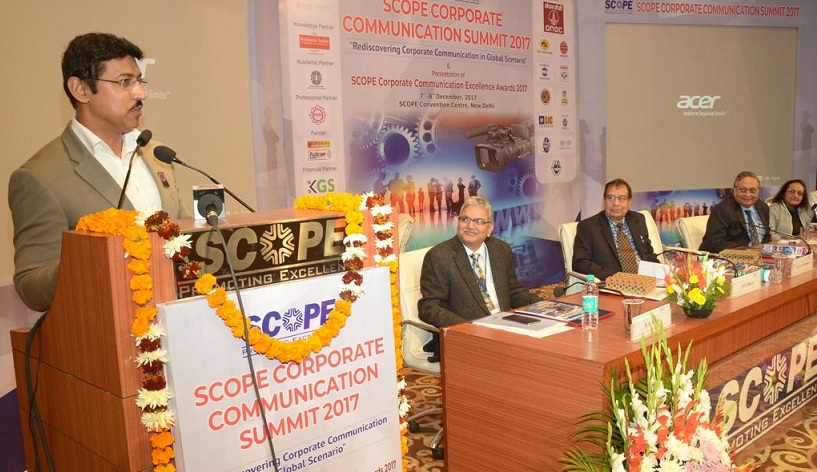 SCOPE employees contributes one days salary to PM CARES Fund