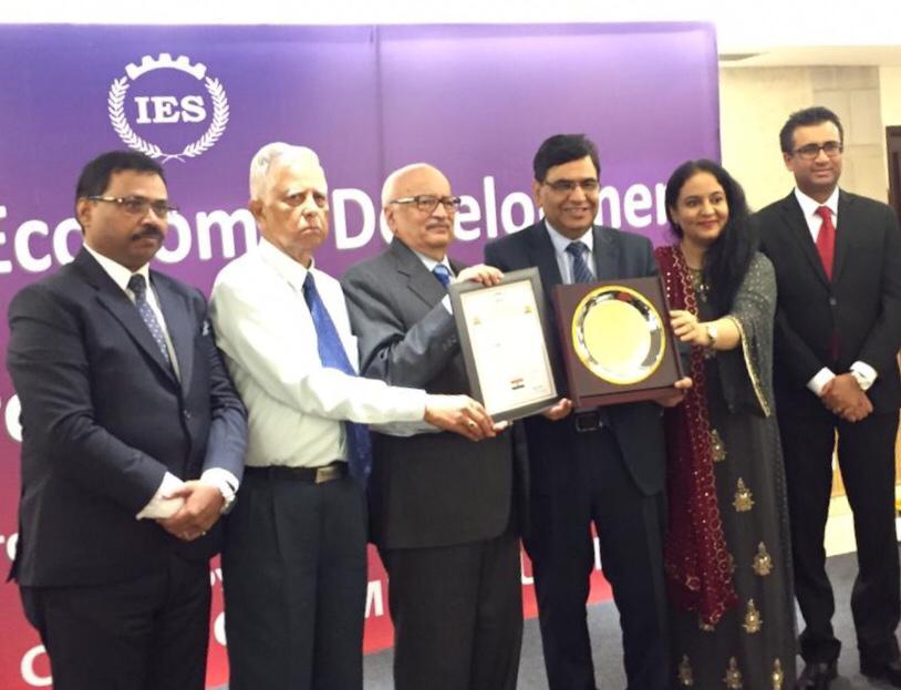 DG SCOPE conferred with  the Udyog Rattan Award