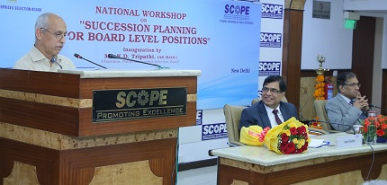 SCOPE developing effective leadersin Public Sector