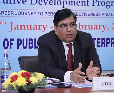SCOPE developing effective managers in public sector