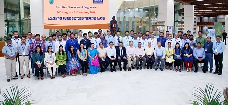 SCOPE Academy Organises Executive Development Program