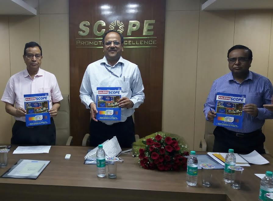 Chairman of SCOPE and CMD of MMTC Ltd releases Kaleidoscope journal