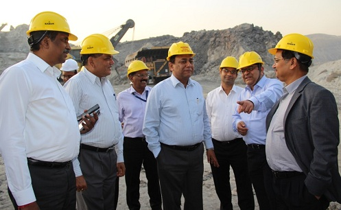 Secretary Coal Reviews SECL Performance