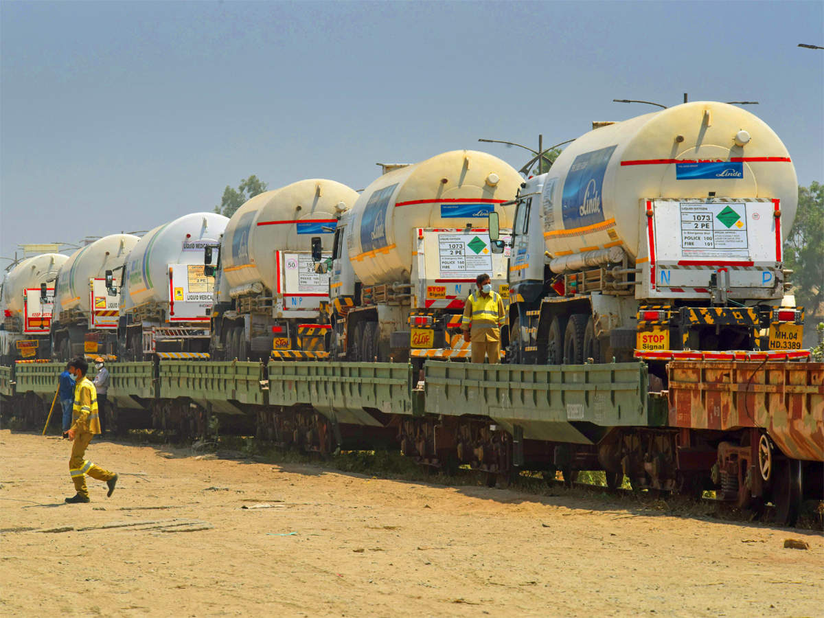 Oxygen Update: Oxygen Expresses delivered nearly 28,000 MT of medical Oxygen to the nation