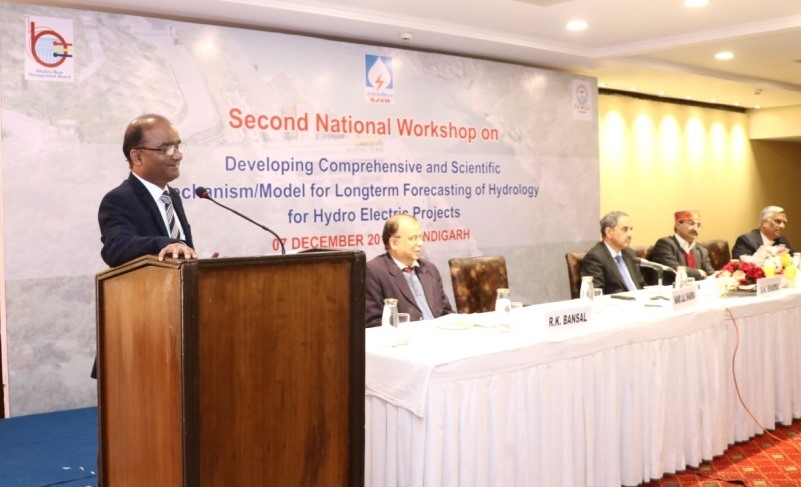 SJVN Limited organized 2nd national workshop