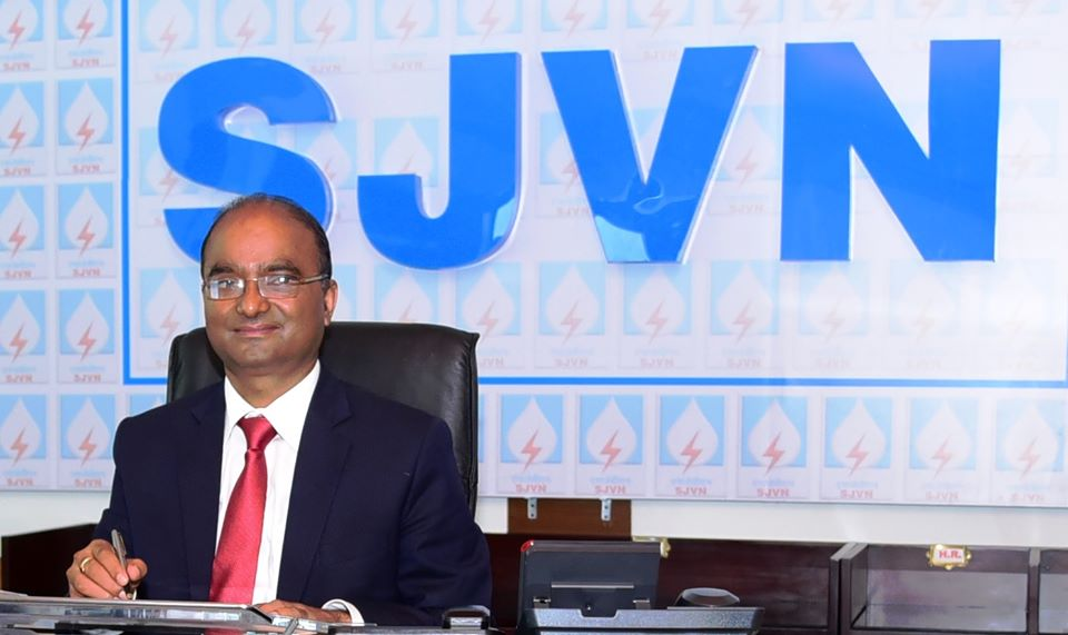 SJVN Records Highest Ever Annual Generation
