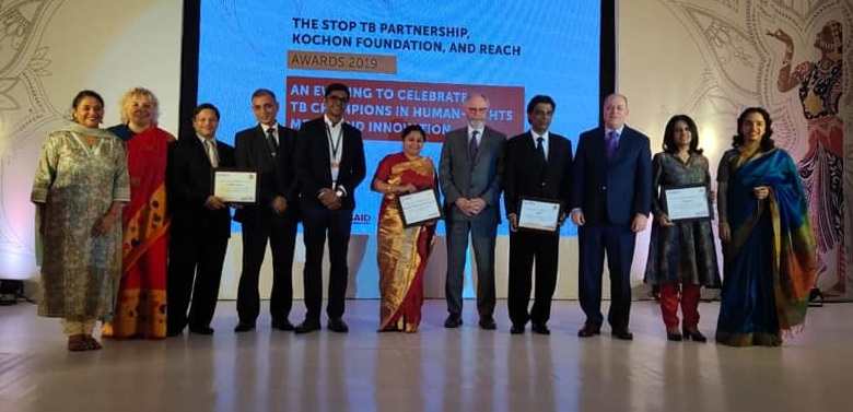 50th The world conference of TB and LUNG Disease at Hyderabad