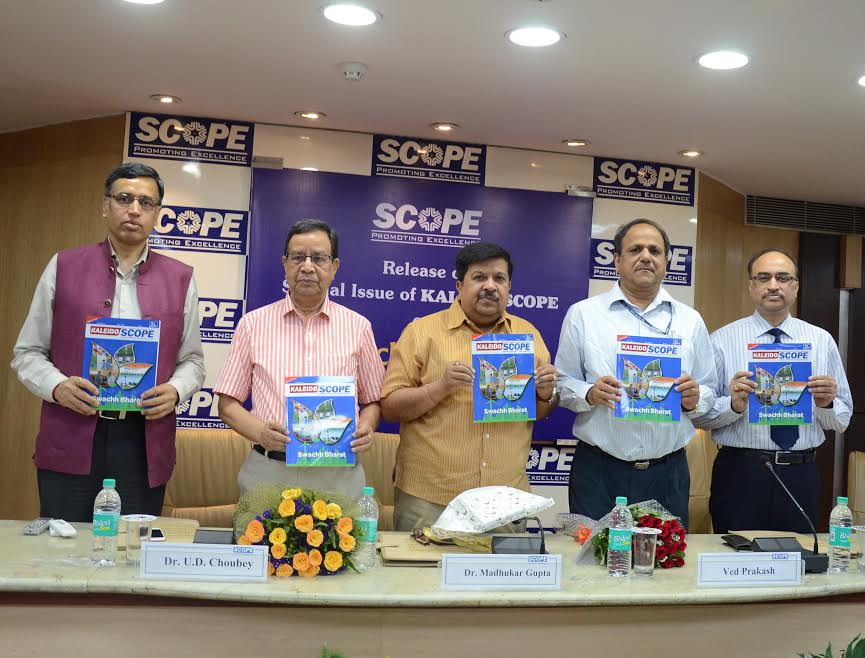 Special Issue of KALEIDOSCOPE on Swachh Bharat Released