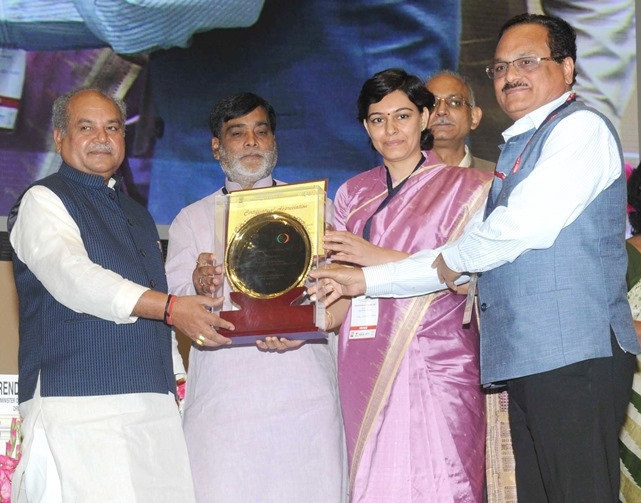 Awards for Effective Initiatives in Rural Development Presented