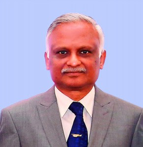 Shri C B Ananthakrishnan Assumes charge as Director Finance of HAL.