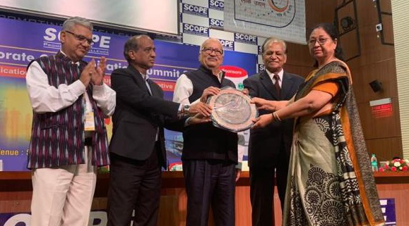 WAPCOS Conferred with Best Hindi Journal