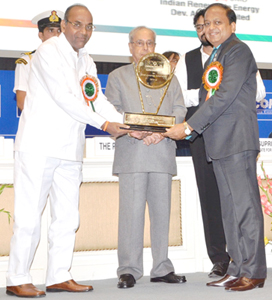 WAPCOS conferred with SCOPE Meritorious Award  Corporate Governance