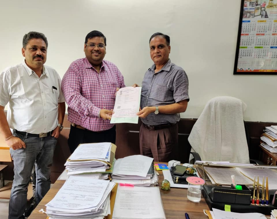 WAPCOS signed MoU with Agriculture and Farmers Welfare Department